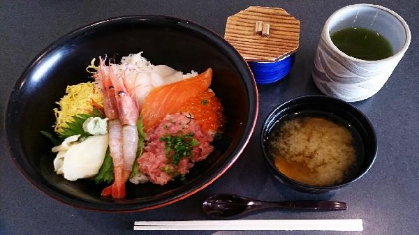 new_海鮮丼セット